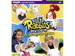 Rabbids Invasion Kinect XB360